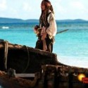 EXCLUSIVE: Johnny Depp Sails The High Seas In New 'Pirates Of The Caribbean: On Stranger Tides' Photo