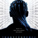 First official poster for Transcendence.