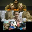 "The Depp family reunited in ""Yoga Hosers"" …"