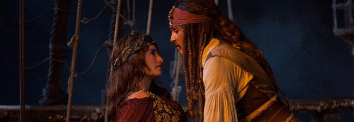 Pirates of the Caribbean 5 – New Love Interest for Jack Sparrow?