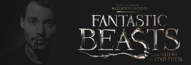 Johnny Confirmed as Grindelwald in Fantastic Beasts 2