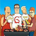 King of the Hill - Hank's back (TV)